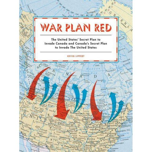 War Plan Red - by  Kevin Lippert (Paperback) - image 1 of 1
