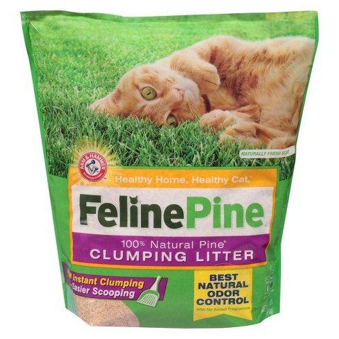 Feline Pine Natural Cat Litter - 8lbs - image 1 of 1