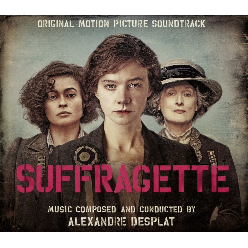 Various - Suffragette (Ost) (CD)