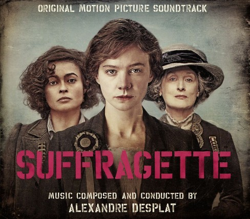 Various - Suffragette (Ost) (CD) - image 1 of 1