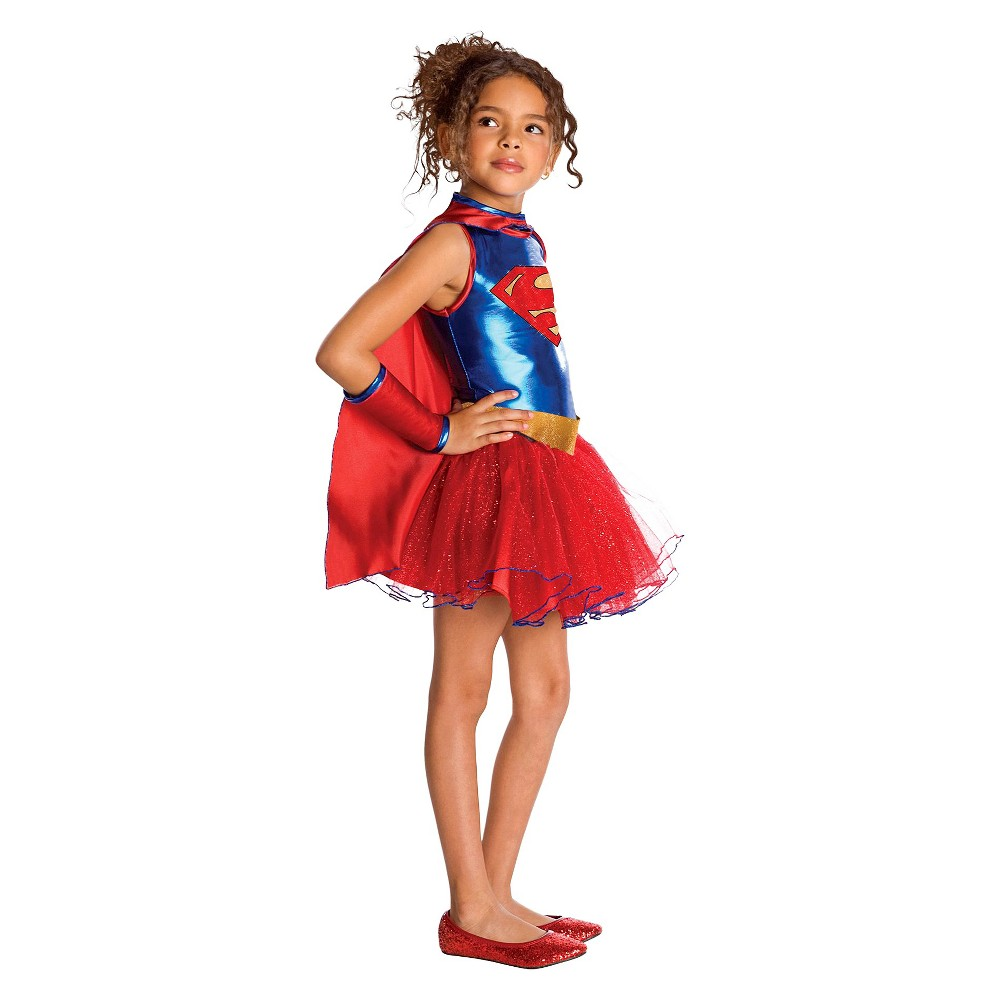 Image of Halloween Toddler DC Super Hero Girls Tutu Costume - 2T/4T, Girl's, Size: Small