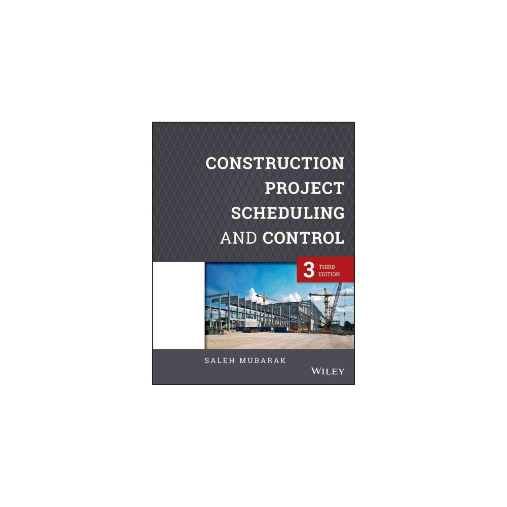 Construction Project Scheduling and Cont (Hardcover)