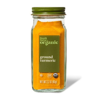 Organic Ground Turmeric - 2.2oz - Good & Gather™