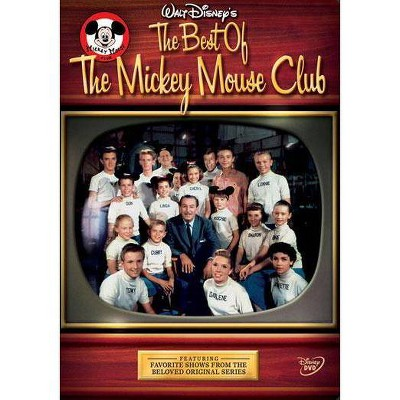 The Best of the Mickey Mouse Club (DVD)(2005)