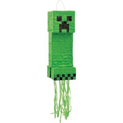 Minecraft Creeper 3D Pinata