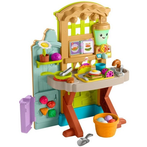 Fisher-Price Laugh & Learn Grow-the-Fun Garden to Kitchen - image 1 of 4