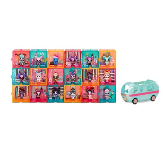 L.O.L. Surprise! Tiny Toys - Collect to Build a Tiny Glamper image number null