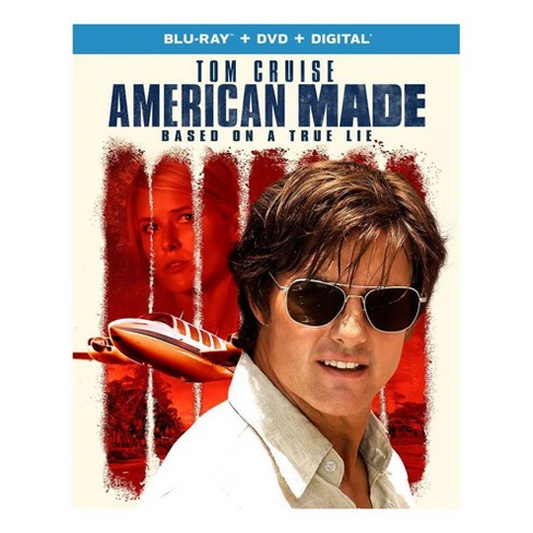 American Made (Blu-ray + DVD + Digital) - image 1 of 1