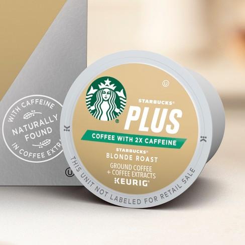0194ffae4d8 Starbucks Plus Light Roast Coffee - Keurig K-Cup Pods - 16ct : Target