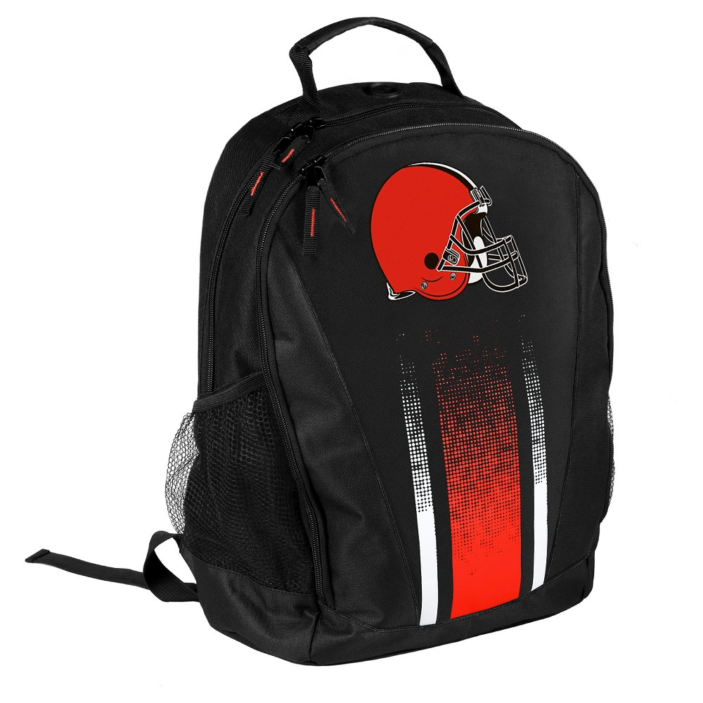 Forever Collectibles 13 NFL Prime Backpack - Cleveland Browns