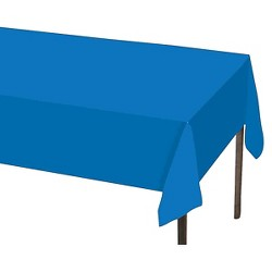 """Solid Tablecovers 54"""" x 108"""" Royal Blue - Spritz™"""