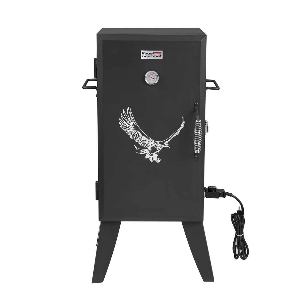 Royal Gourmet – 28 Electric Smoker – SE2801 – Black 53403482
