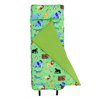 Wildkin Wild Animals Original Nap Mat