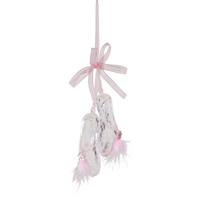 Gallerie II Crystal Ballet Shoes Christmas Xmas Ornament