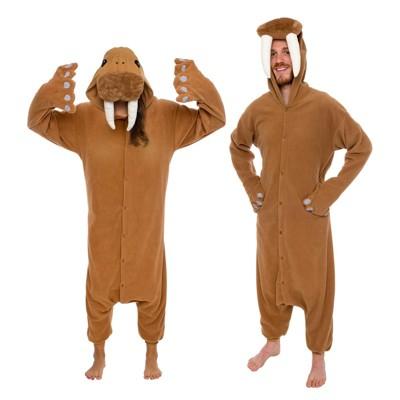 Funziez! Walrus Adult Unisex Novelty Union Suit