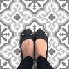 RoomMates Peel & Stick Floor Tiles Gray - image 3 of 3