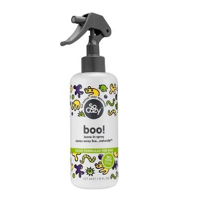 SoCozy Boo! Lice Leave-in Spray - 8 fl oz