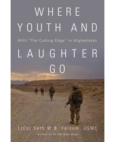 "Where Youth and Laughter Go : With ""The Cutting Edge"" in Afghanistan (Hardcover) (Seth W. B. Folsom) - image 1 of 1"
