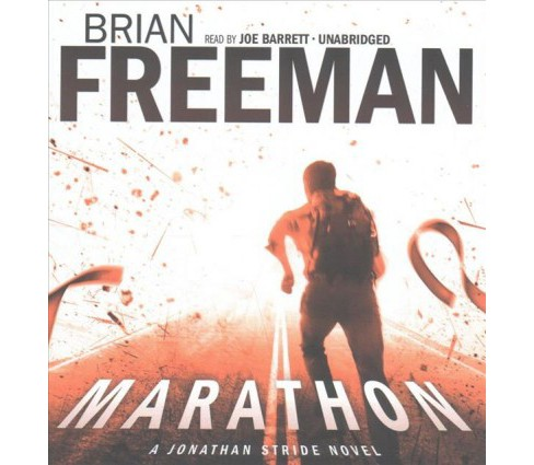 Marathon (Unabridged) (CD/Spoken Word) (Brian Freeman) - image 1 of 1
