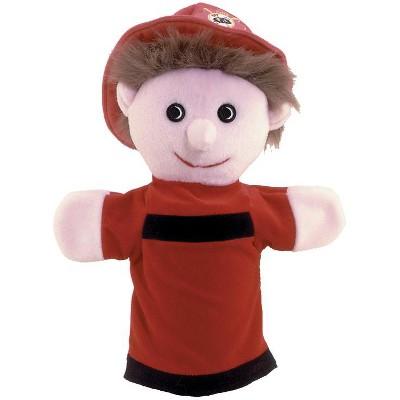 Get Ready Kids Firefighter Hand Puppet