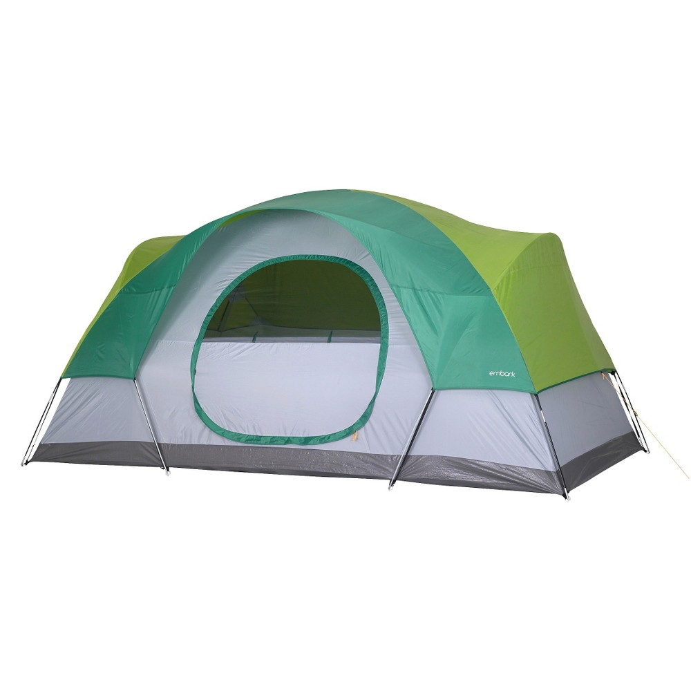 Image of 6 Person Dome Tent Green - Embark