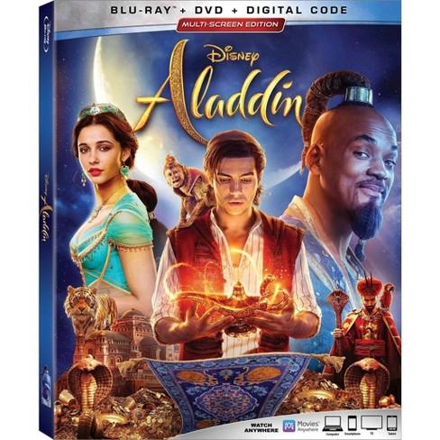 ผลการค้นหารูปภาพสำหรับ Aladdin (2019) bluray