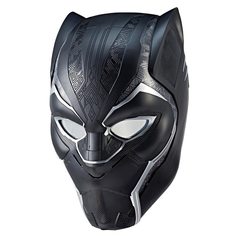Marvel Legends Series: Black Panther Electronic Helmet, Multi-Colored