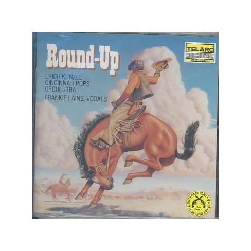 Erich Kunzel - Round-Up (CD) - image 1 of 1