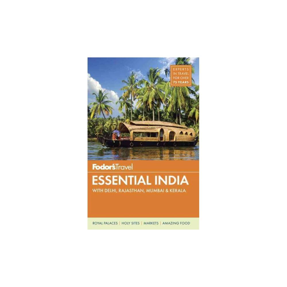 Fodor's Essential India ( Fodors Essential) (Paperback)