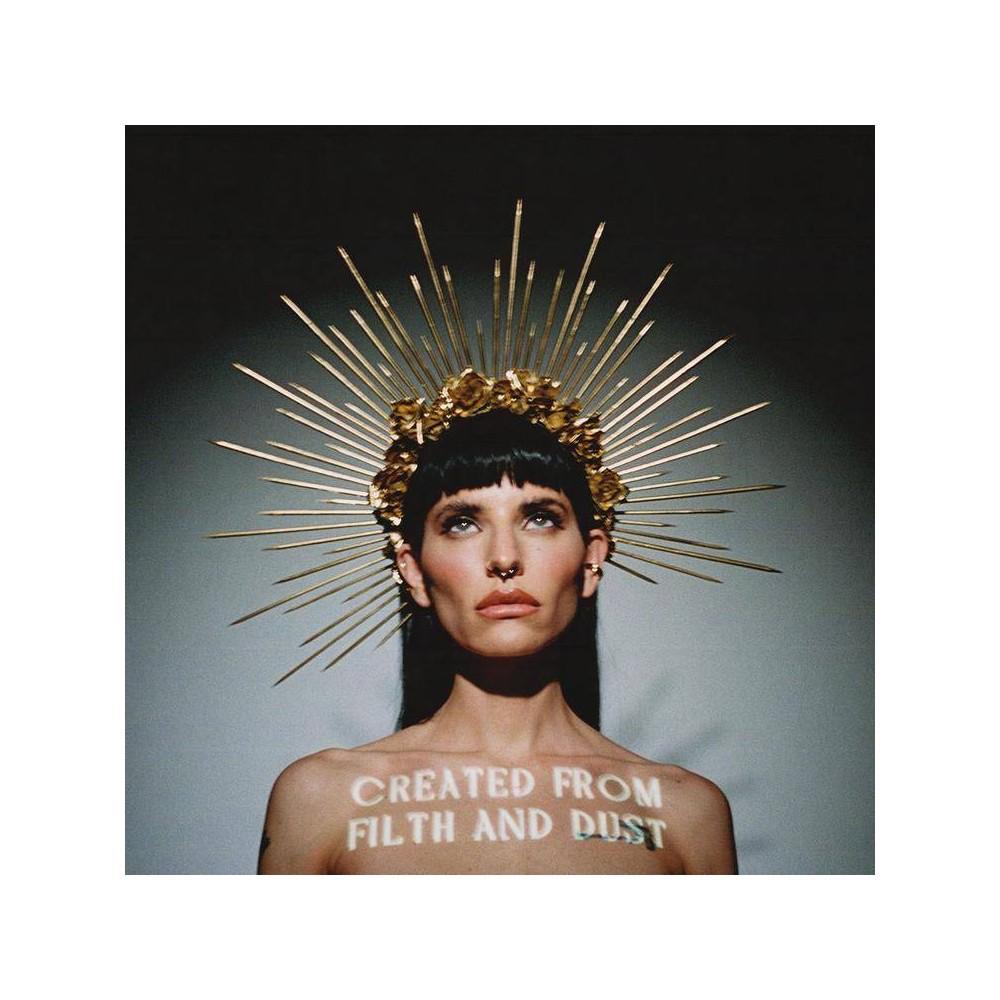 Lilith Czar Created From Filth And Dust Explicit Lyrics Cd