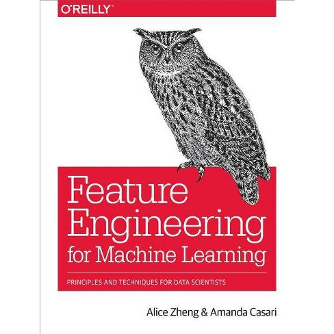Feature Engineering for Machine Learning - by  Alice Zheng & Amanda Casari (Paperback) - image 1 of 1