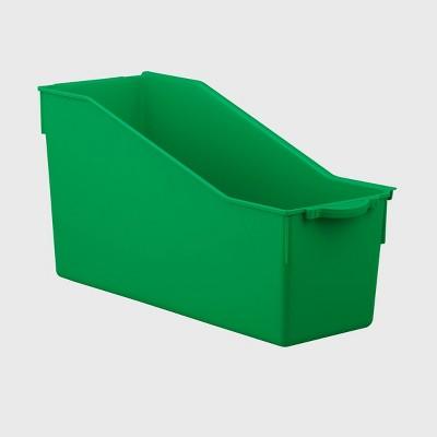 4ct Connected File Folder Green - Bullseye's Playground™