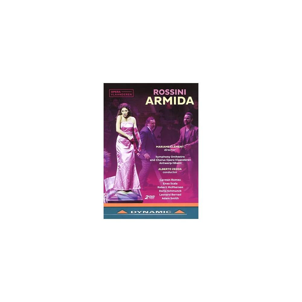 Rossini:Armida (Dvd), Movies