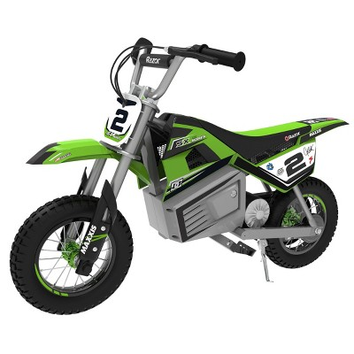 Razor SX350 Dirt Rocket McGrath Motocross Electric Bike - Green