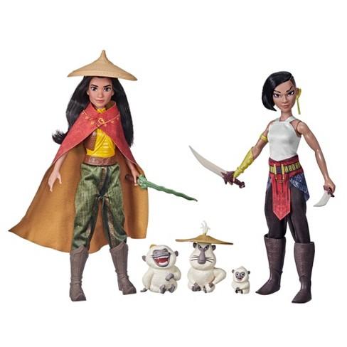 Disney Raya and the Last Dragon Raya, Namaari, and Ongis Pack - image 1 of 4