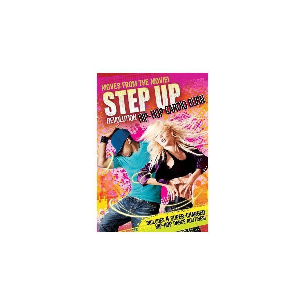 Step Up Hip Hop Cardio Burn Dvd 2013