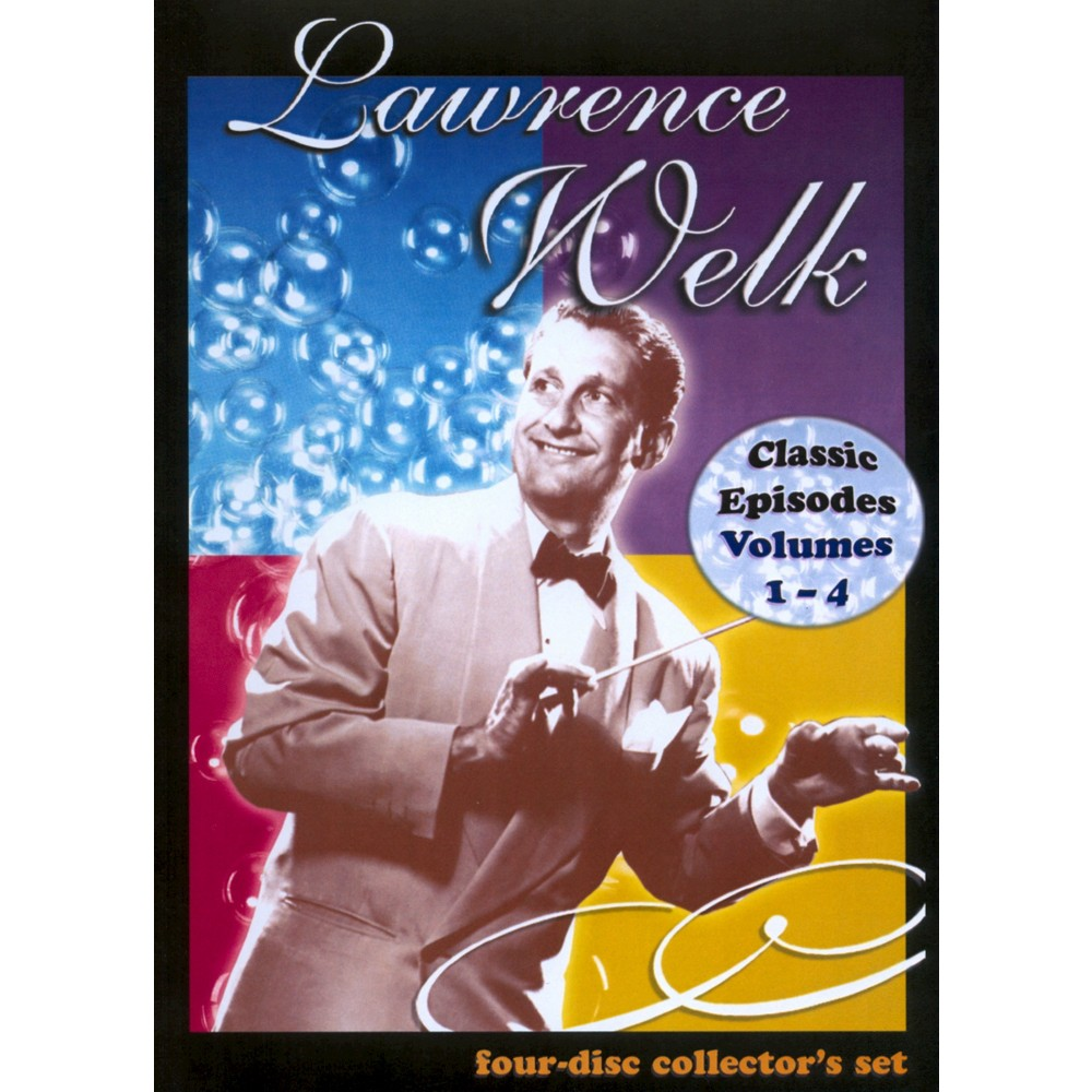 Classic Episodes Of The Lawrence V1-4 (Dvd)