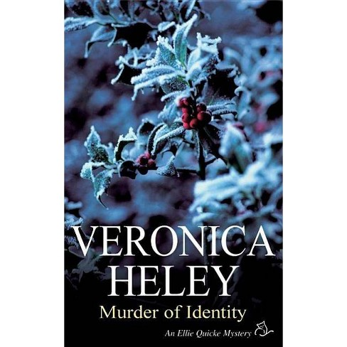 Murder of Identity - (Severn House Large Print) by  Veronica Heley (Hardcover) - image 1 of 1