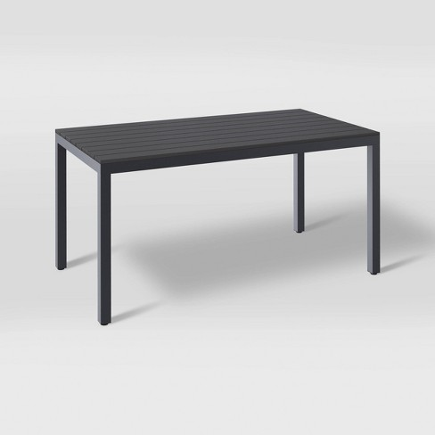 Brisbane Outdoor Patio Dining Table - CorLiving - image 1 of 4