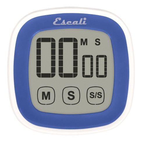 Escali Touch Screen Digital Timer - image 1 of 4