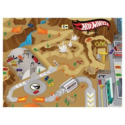 Hot Wheels Mega Mat, toy vehicles