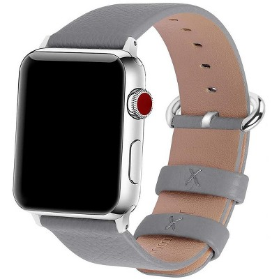 Olivia Pratt Faux Leather Apple Watch Band