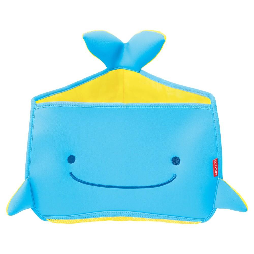 Image of Skip Hop MOBY Bath Toy Bag, Blue