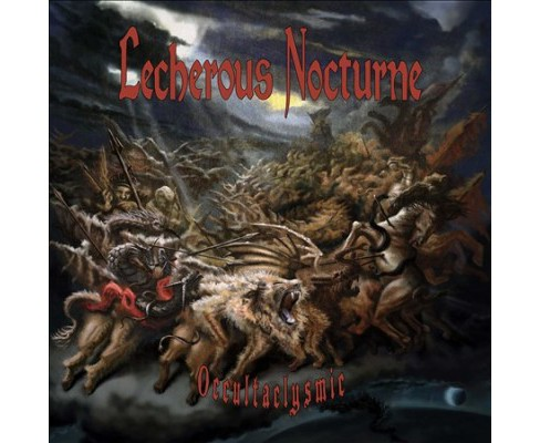 Lecherous Nocturne - Occultaclysmic (CD) - image 1 of 1