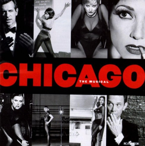 Original cast - Chicago (Ocr) (CD) - image 1 of 1