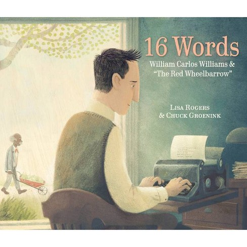 16 Words - by  Lisa Rogers (Hardcover) - image 1 of 1