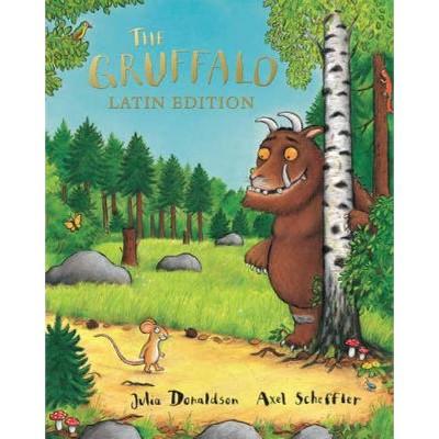 The Gruffalo: Latin Edition - by  Julia Donaldson (Hardcover)
