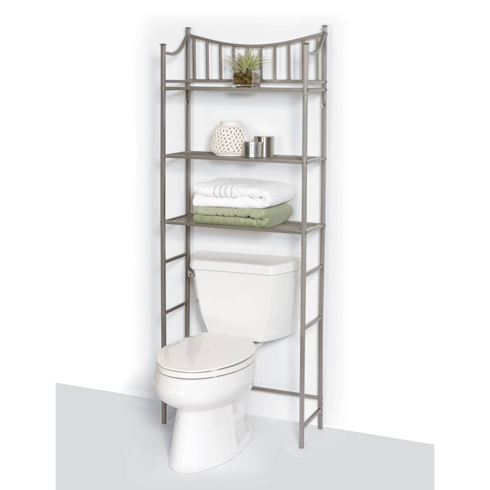 Medina Space Saver Pearl/Nicket - Zenna Home, Light Silver