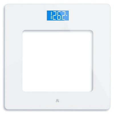 Glass Scale Clear - Balance