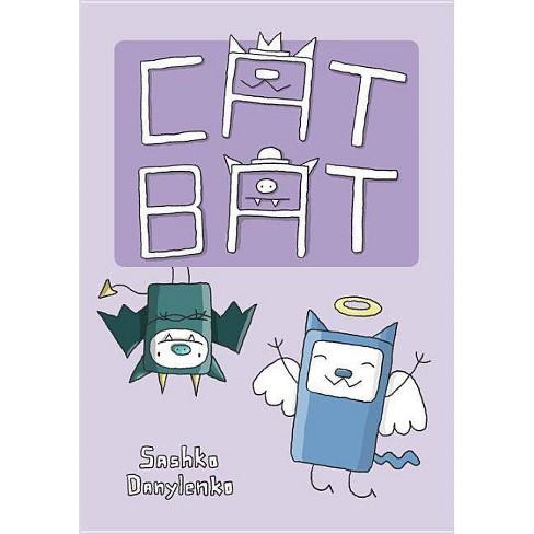 Cat'n'bat - by  Sashko Danylenko (Paperback) - image 1 of 1